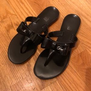 Coach sandal for size 6.5 or 7